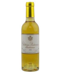 Süsswein Sauternes AOC 37.5 cl Château Partarrieu