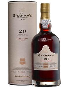 Portwein Graham's 20 Year Old Tawny Port