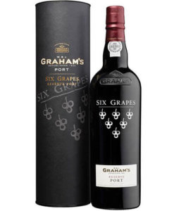 Portwein Graham's Six Grapes Reserve Port Graham's Port