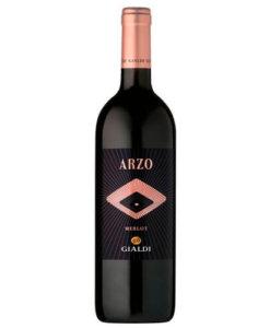 Rotwein Arzo Ticino DOC Merlot Gialdi Vini