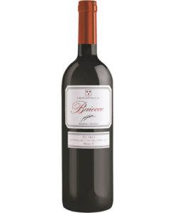 Rotwein Baiocco Ticino DOC Merlot Brivio Vini