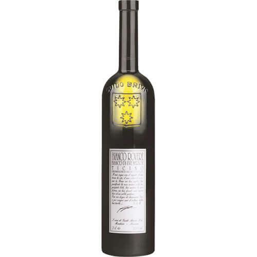 Weisswein Bianco Rovere Ticino DOC Merlot Brivio Vini