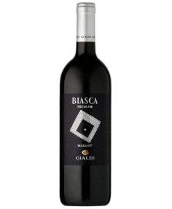 Rotwein Biasca Premium Ticino DOC Merlot Gialdi Vini