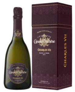 Schaumwein Charles VII Blanc de Noirs Grande Cuvée Gift Box Canard Duchêne