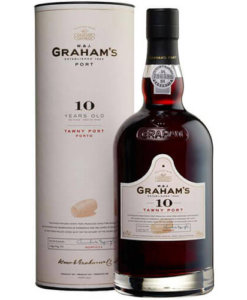 Portwein Graham's 10 Year Old Tawny Port
