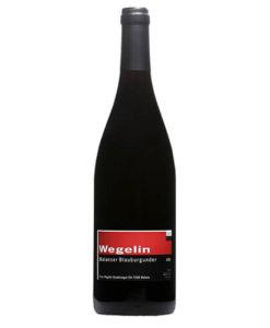 Rotwein Malanser Blauburgunder Classic P. Wegelin