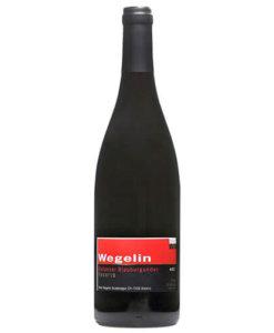 Rotwein Malanser Blauburgunder Reserva P. Wegelin