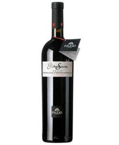 Rotwein PietraSacra Rosso Riserva DOC Erice Fazio