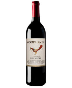 Rotwein Zinfandel California Woodhaven Cellars