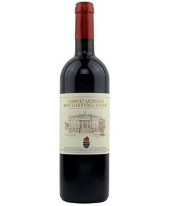 Rotwein Cabernet Sauvignon DOC Montello Gasparini
