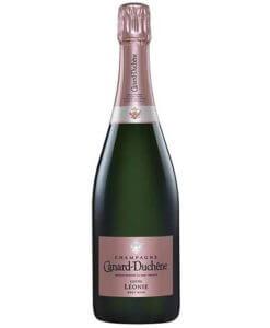Schaumwein Champagne Cuvée Léonie Brut Rosé Canard-Duchêne
