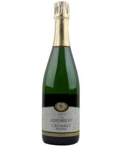 Schaumwein Crémant blanc Prestige AOC Alsace Willy Gisselbrecht