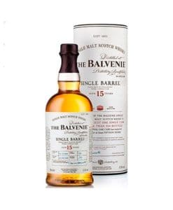 Whisky The Balvenie Single Barrel 15 year Sherry Cask