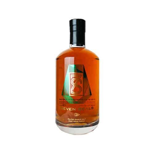 Whisky Seven Seals Peated Single Malt Port Wood