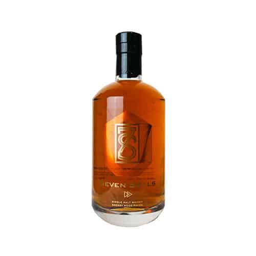Whisky Seven Seals Single Malt Sherry Wood Finish
