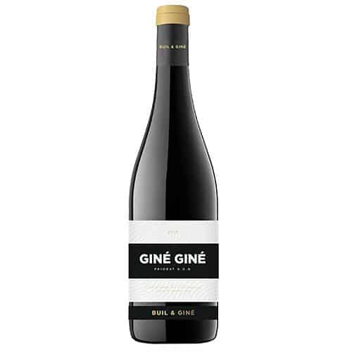Rotwein Giné Giné Priorat DOCa Buil & Giné